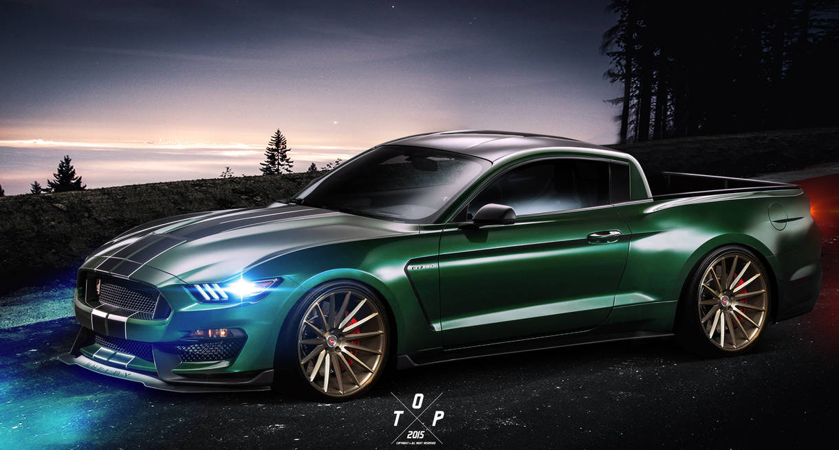 Ford Mustang Ute