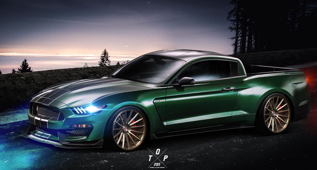 2016 Ford Mustang 2016 Mustang Ute Could Be | 2017 - 2018 Best Cars ...