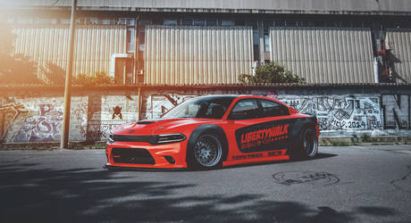 Dodge LB Charger Daytona by TOPvt