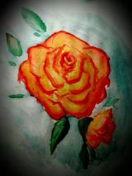 fiery petals by sachiko86