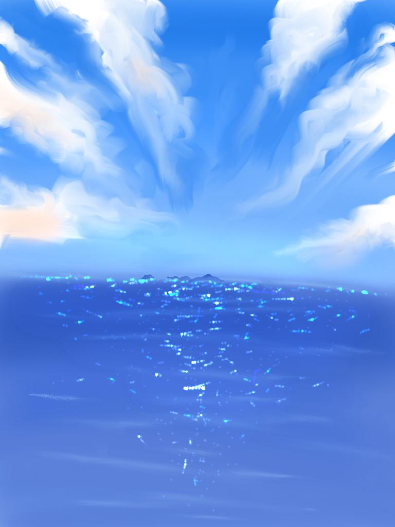 Ocean Dreams  by sachiko86