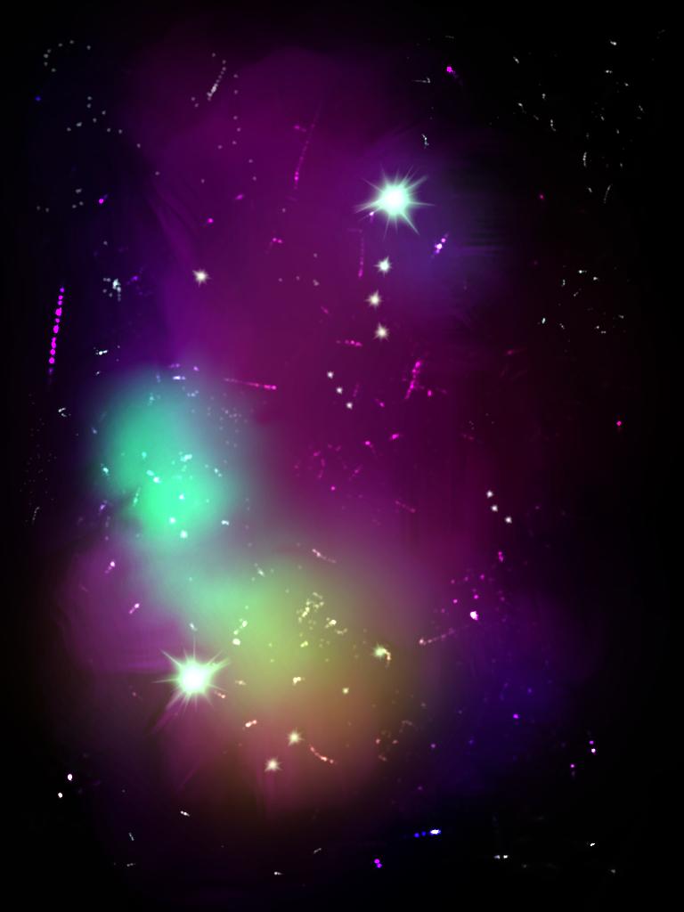 Starry night  by sachiko86