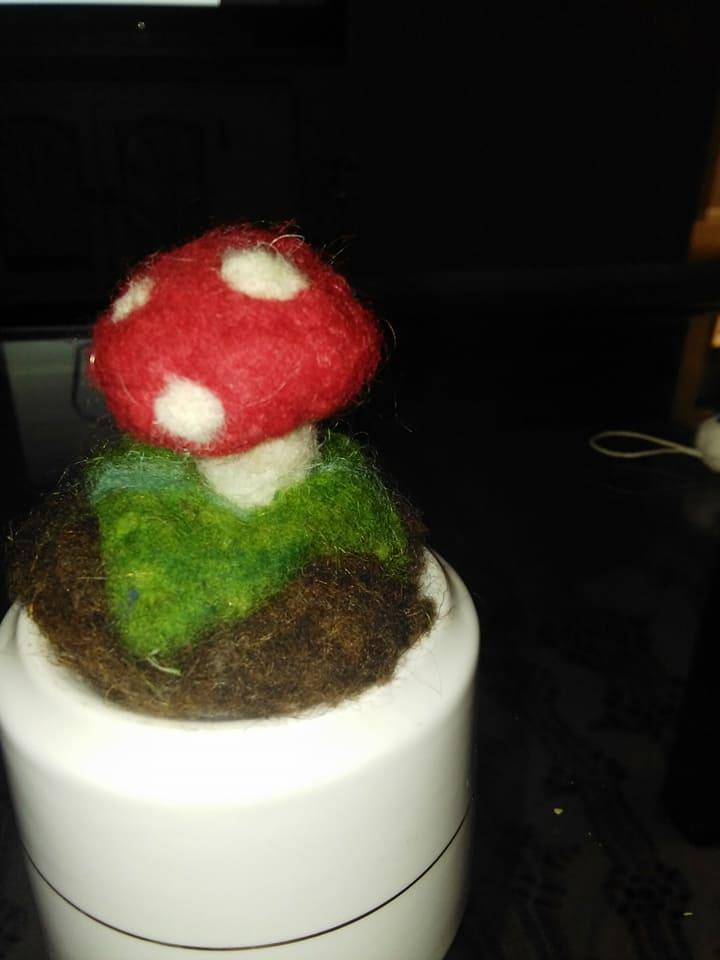 Mushroom by PurpleLikeWoah