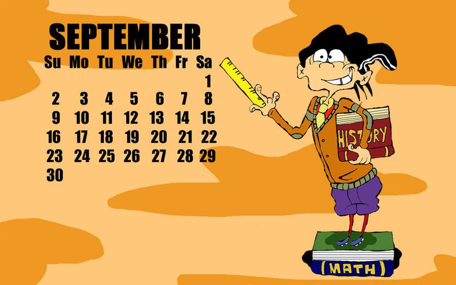 Ed Edd N Eddy Calendar