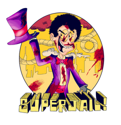 Welcome To  Superjail by vaness96