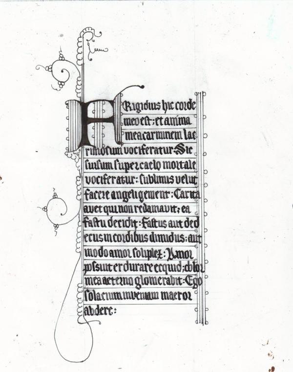 Cor meum frigidum est by ScriptorCarelus