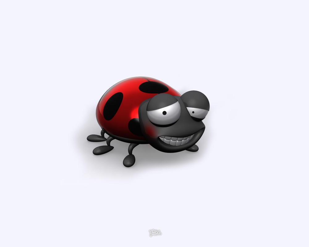 ladybird by nicobou