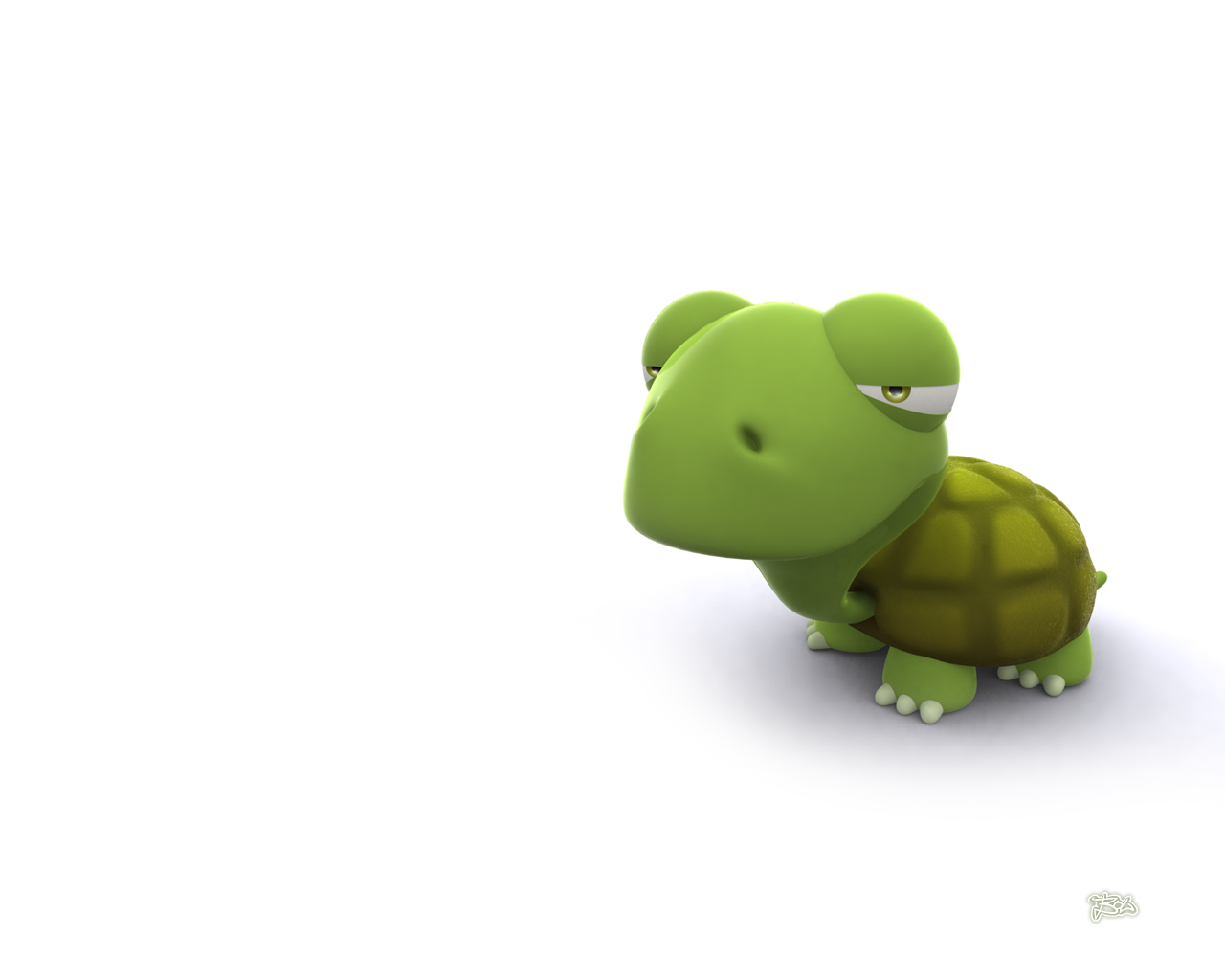 turtle by nicobou