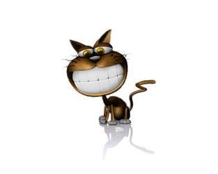 cat by nicobou