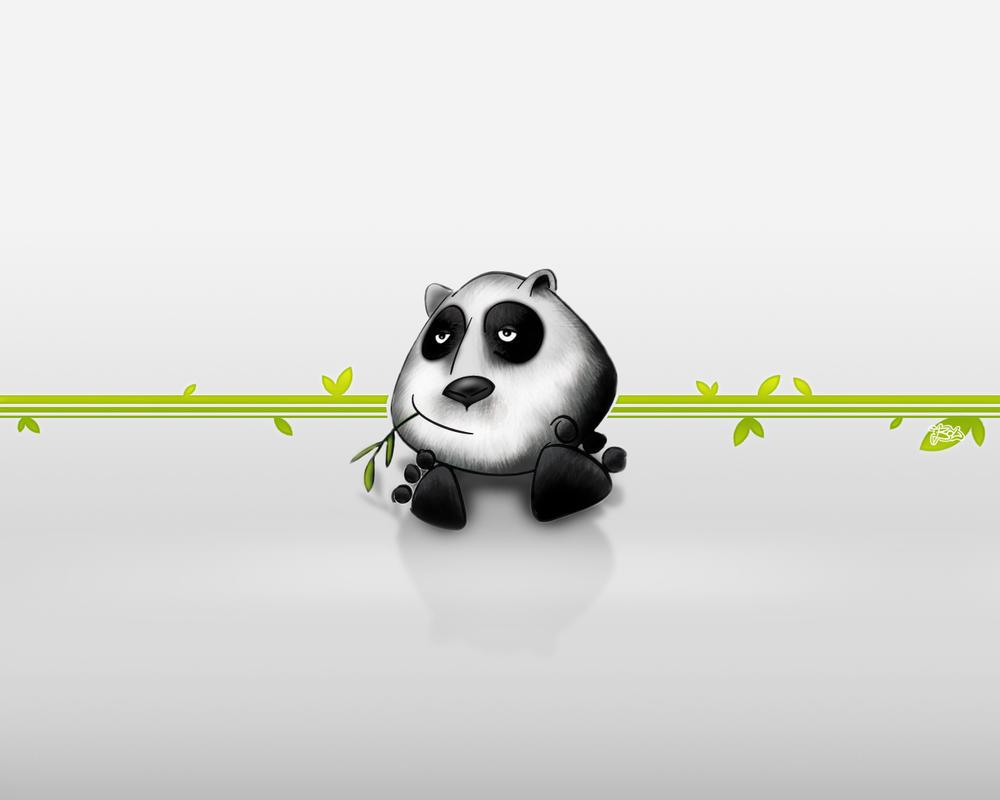 Panda by nicobou