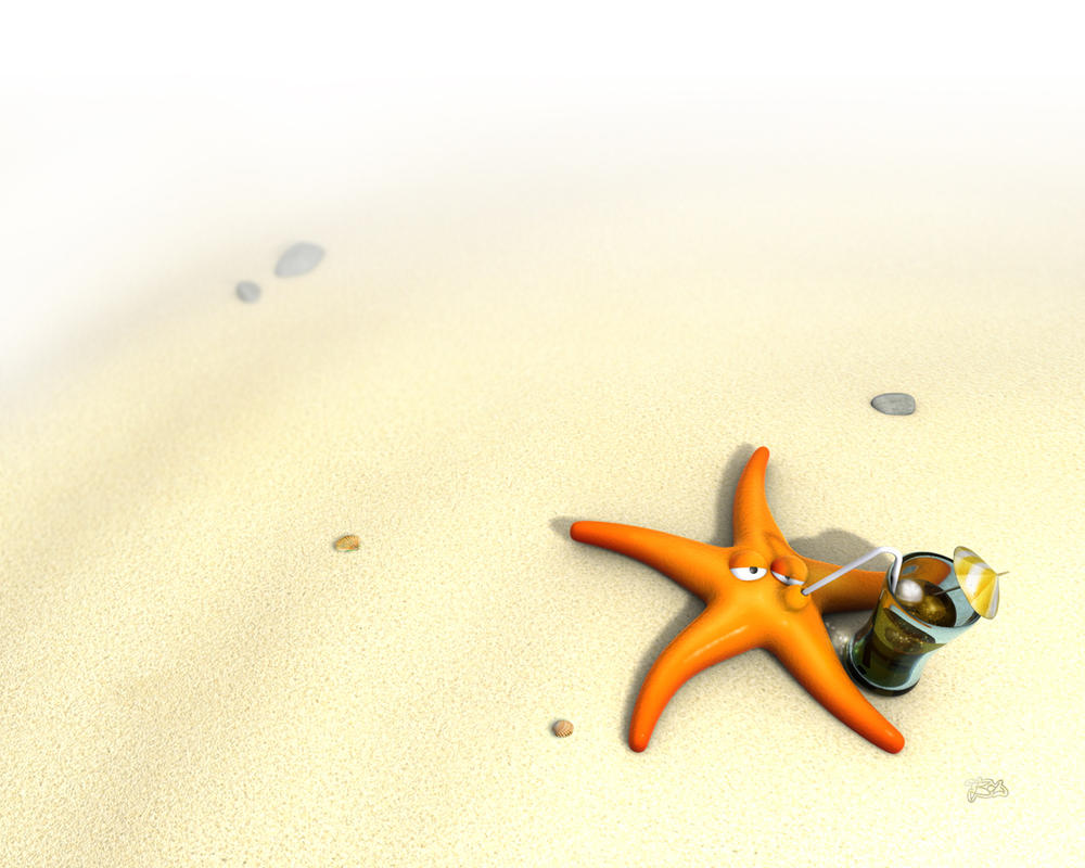 Starfish by nicobou