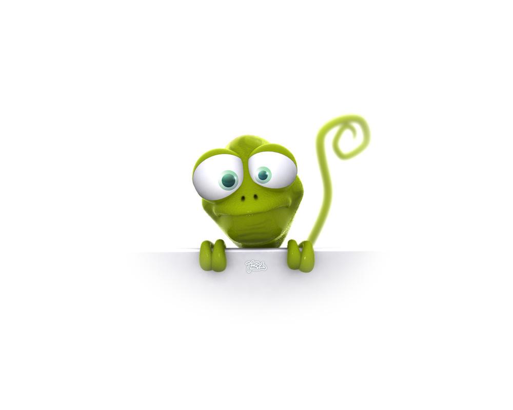 chameleon 2 -the return- by nicobou