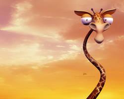 Giraffe by nicobou