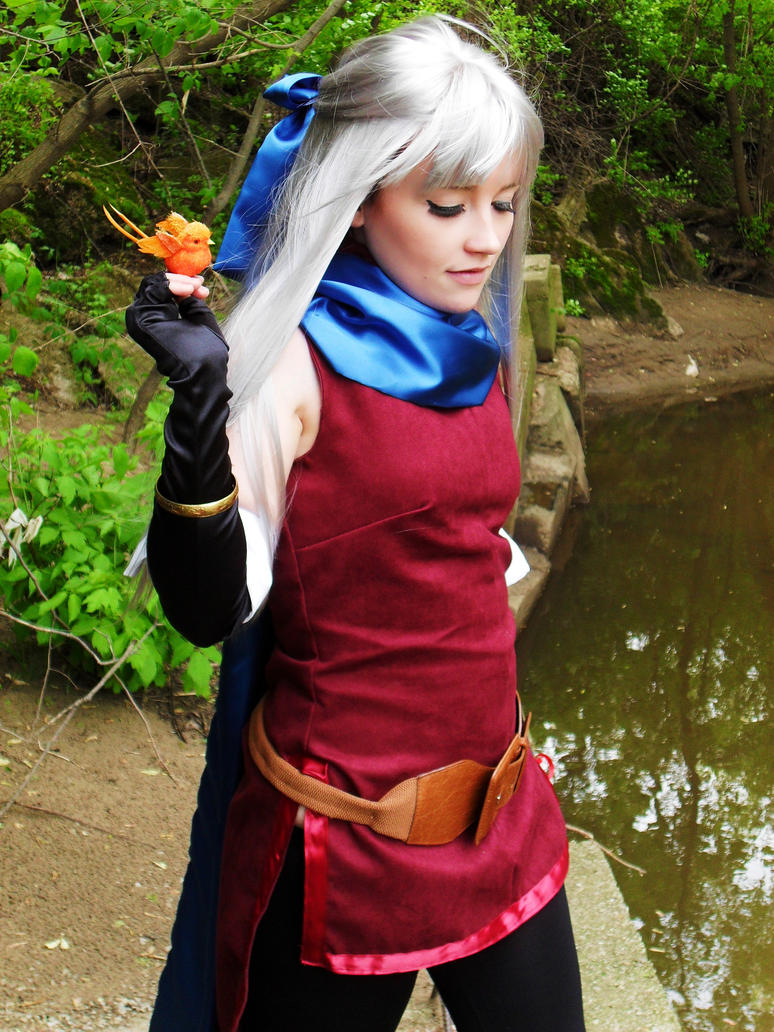 Les cosplay fire emblem Micaiah_and_Yune_Fire_Emblem_by_KittyKarlson