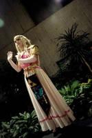 Princess Zelda Shoot by KittyKarlson