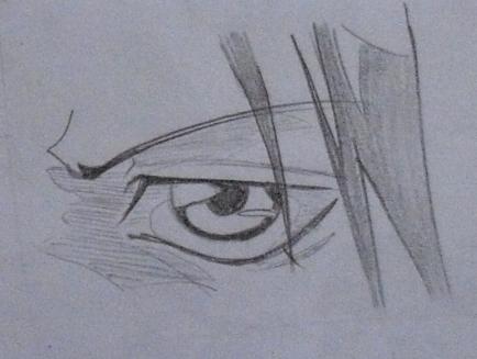 Eye Practice by akuma-onigiri