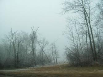 Frozen Fog by SaeSae