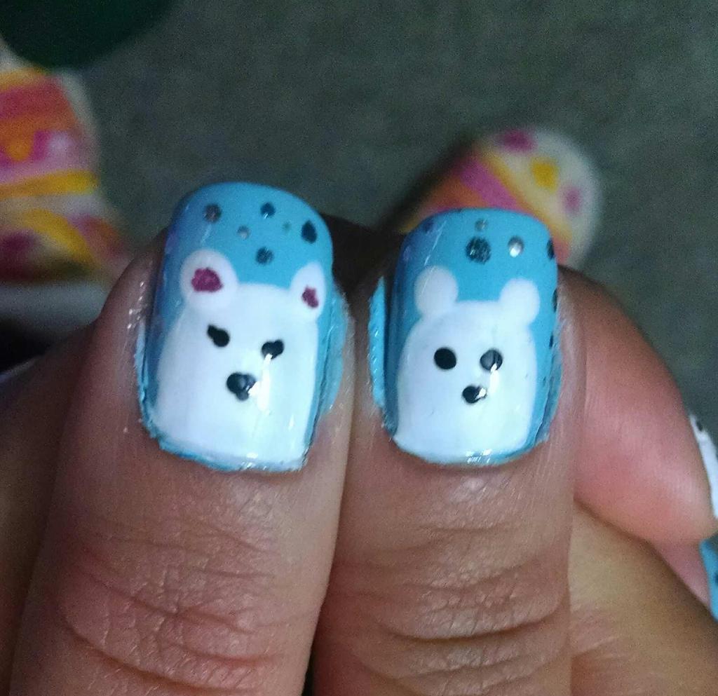 Polar Bears by SaeSae