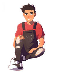 Overalls by hityde