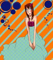 Nice dress Abby by Kataionna