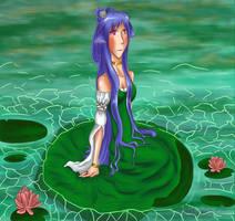 Waterlily Princess by Kataionna