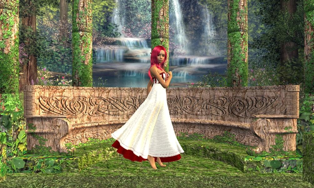 Elf Maiden by Zarai13
