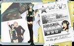 Star-Wave : Rin by arrancar5489