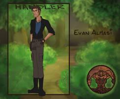SheduCats : Handler : Evan Almasi