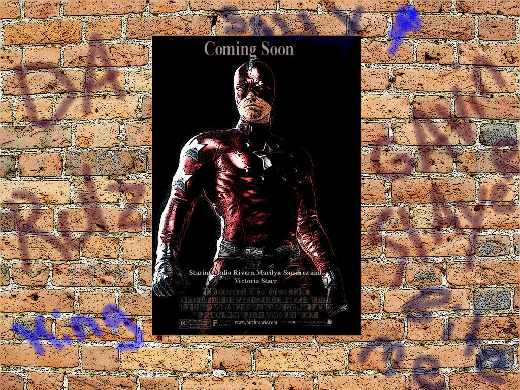 Movie Poster by nyrico2003