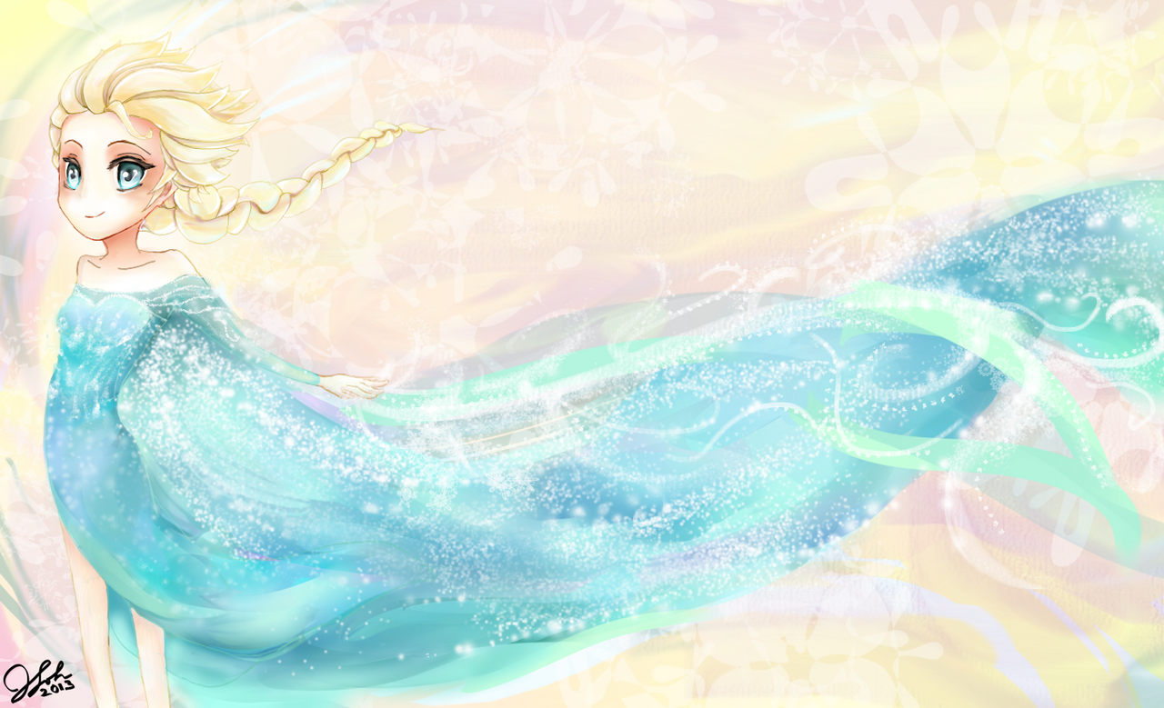 Elsa by jellomon
