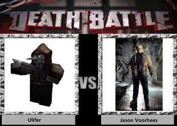 Death Battle - Ulifer vs Jason Voorhees (Read Desc by FerrariLamborghini