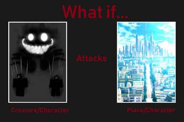 What if Smile attacks Mitakihara by FerrariLamborghini