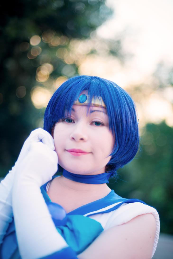 Sailor Mercury cosplay by cloeth