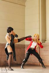 Helena Fighting