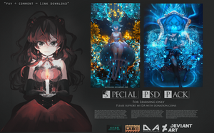 Psd Pack [Special Edition] by dwikiazhar