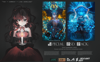 Psd Pack [Special Edition]