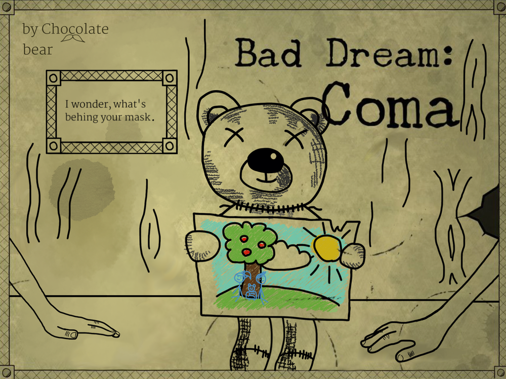 Bad dream: coma by Nika47777