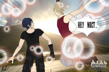 Hey Nooooooct!!! by HotteLotte