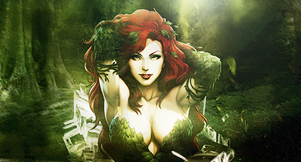 Poison Ivy by Name-Taka