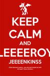 Keep Calm WoW 3