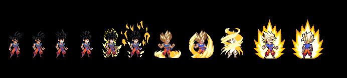 ULSW - Son Goku The Super Saiyan - DBZ