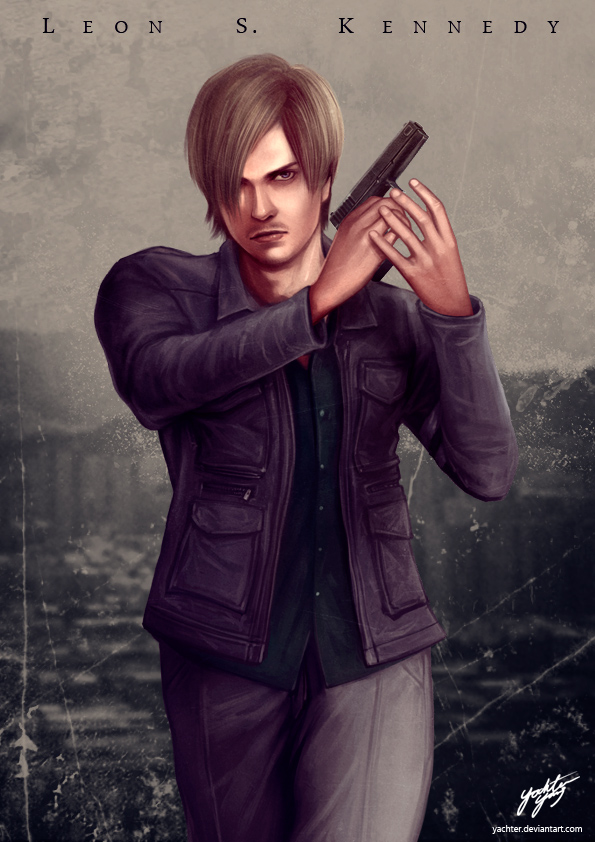 RE6-Leon by yachter