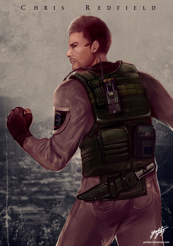 RE6-Chris by yachter