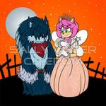 Halloween Sonamy 01 - The Addams Family
