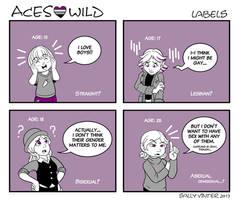 Aces WIld - 01 - Labels