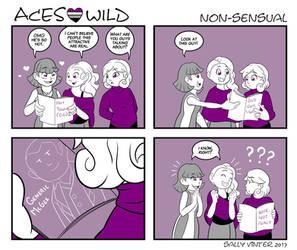 Aces Wild - 12 - Non-Sensual by SallyVinter