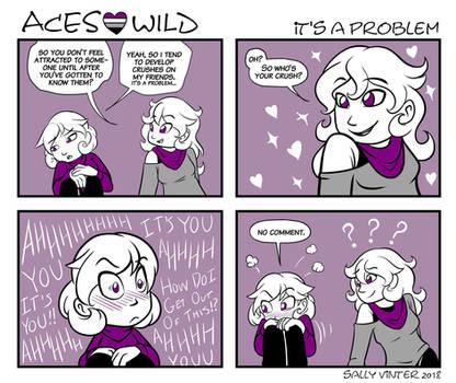 Aces Wild - 29 - It's a Problem