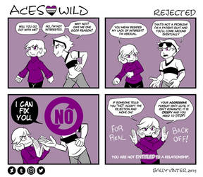 Aces Wild - 44 - Rejection