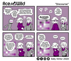 Aces Wild - 55 - Discourse
