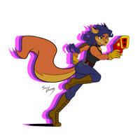 Carmelita Fox 2020